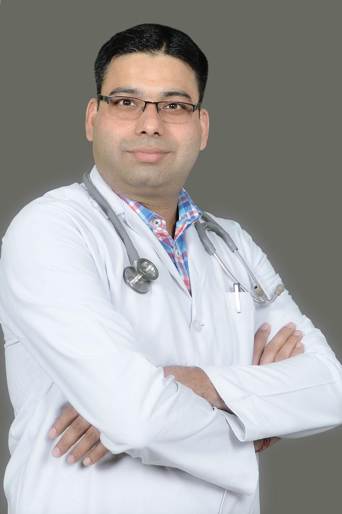 Dr. Tarun Bharadwaj